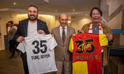 """Tunç Soyer: """"İzmir, derbide bütün Türkiye'ye centilmenlik dersi verecek"""""""