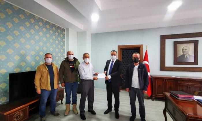 Uzungöl'den Manavgat'taki yangın mağdurlarına yardım eli uzandı