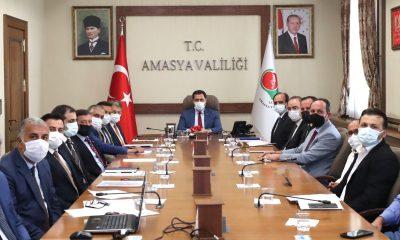 """Vali Masatlı: """"Amasya'nın sanayi potansiyelini OSB'leri büyüterek artıracağız"""""""