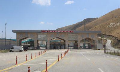 Van Kapıköy Gümrük Kapısı uzun zamandan sonra İran geçişine açıldı