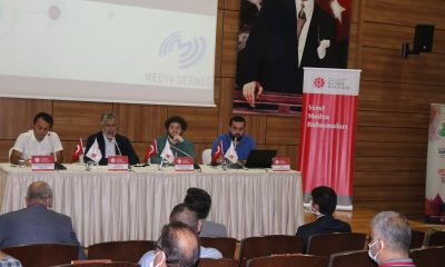 Yerel medya temsilcileri Gaziantep'te buluştu