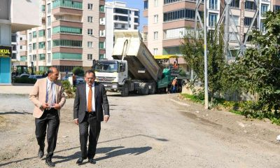 """Başkan Demir: """"İşimizi aşkla yapıyoruz"""""""