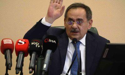 """Başkan Demir: """"Kıyı kenar çizgisi'ne riayet edilmeden yapılmış bir inşaat değil"""""""