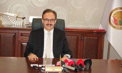 Bilecik Valiliğine atanan Kemal Kızılkaya göreve başladı