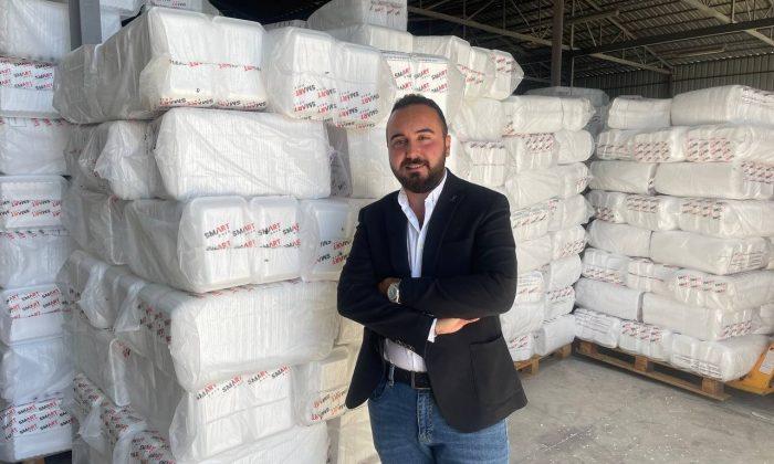 Bursa'dan 27 ülkeye köpük ambalaj ihracatı