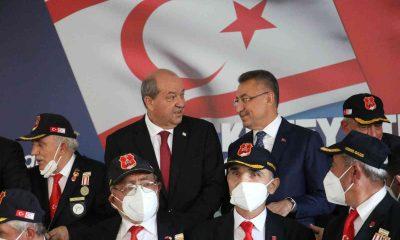 """Cumhurbaşkanı Yardımcısı Oktay: """"Akdeniz'de rotasını şaşıran cevabını alır"""""""
