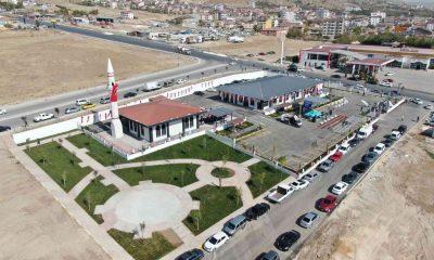 Elazığ Belediyesi Mezarlıklar Müdürlüğü yeni hizmet binası açıldı