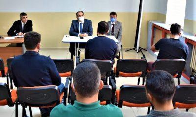 Erzincan'da Doğru Tercih Başarılı Gelecek Eğitim Çalıştayı toplantısı yapıldı