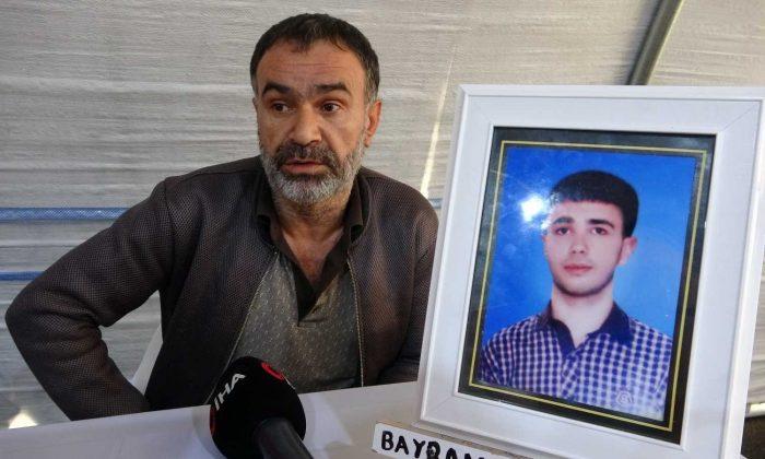 Acılı baba Elhaman, HDP'nin yakasını bırakmayacağını söyledi