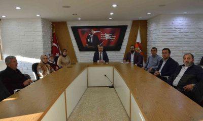Havza YEG yönetimi toplandı