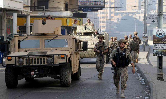 Lübnan'daki çatışmaların ardından ulusal yas ilan edildi