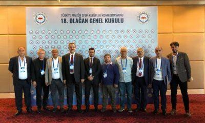 Mustafa Gür, TASKK yönetiminde