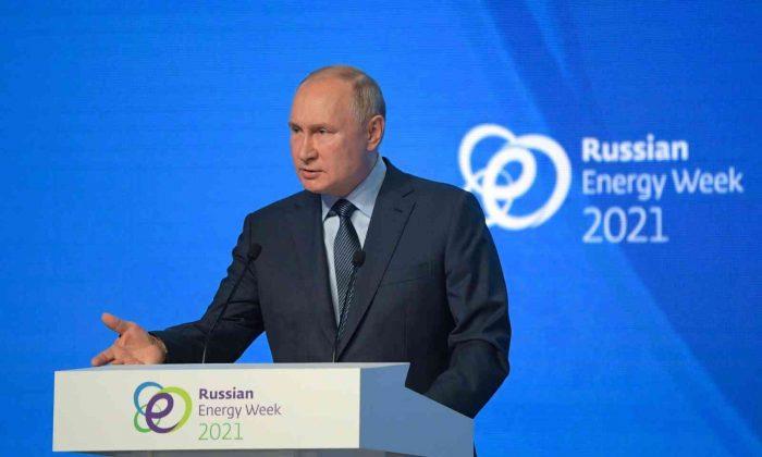 """Putin: """"Küresel düzeyde yaşanan enerji krizinde Rusya üzerine düşen sorumluluğu alıyor"""""""