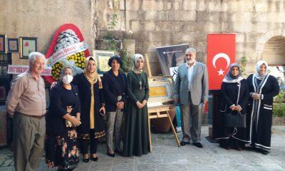 Ramazanoğlu Külliyesinde KAGEM sergisi