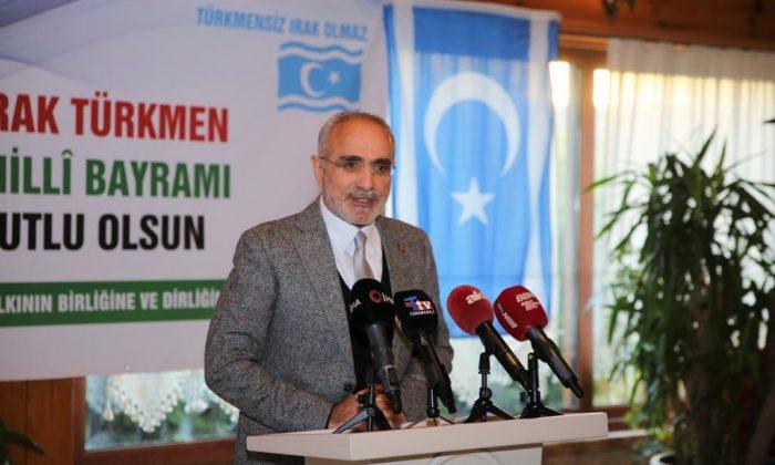 Topçu: Irak, Türkmensiz asla olamaz